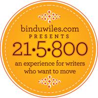 Bindu Wiles's 21.5.800 challenge