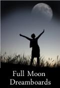 Full Moon Dreamboards @ Jamie Ridler Studios